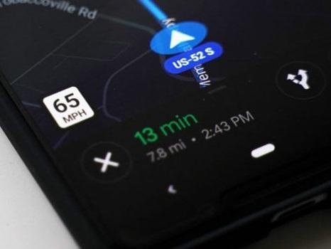 Come abilitare adesso il tachimetro di Google Maps, in Italia