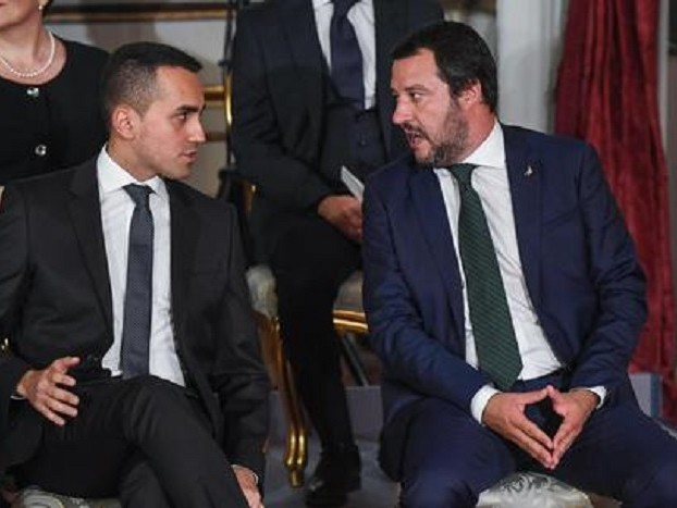 Salvini, Di Maio, Spadolini e le donne: a letto la storia d'Italia