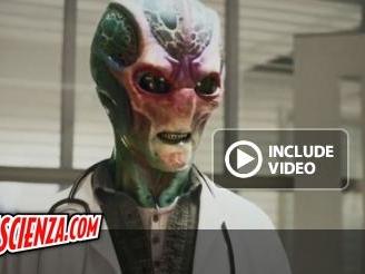 Televisione: Resident Alien: nella commedia scifi di Syfy arriva Linda Hamilton