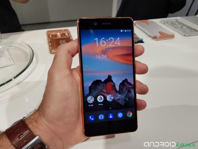 Nokia 8: variante da 6GB/128GB in arrivo il prossimo mese