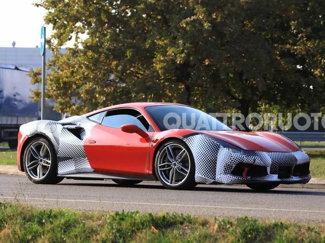 Ferrari - Le novità della 488 GTO in arrivo l'anno prossimo