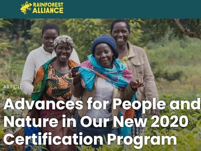 Certificazione dei prodotti agricoli: come l'ecologia sblocca i mercati globali per gli agricoltori