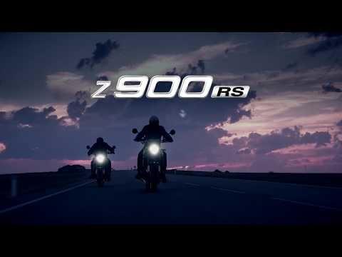 Kawasaki: touring sovralimentata e Z900RS