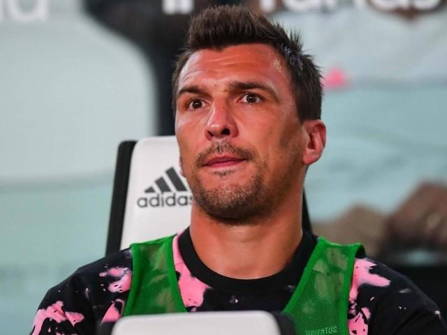 Mandzukic ai margini della Juve aspetterebbe gennaio per trasferirsi in Qatar