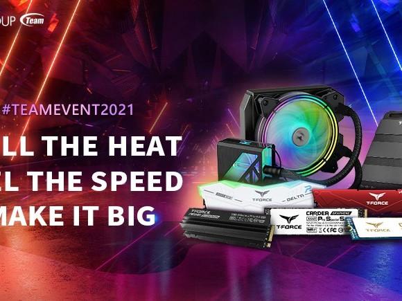 TeamGroup: parola d'ordine prestazioni. Nuove RAM DDR5 5200 ed SSD PCI-E 4.0