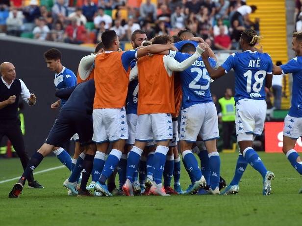 Al Brescia basta Romulo, Udinese battuta 1-0