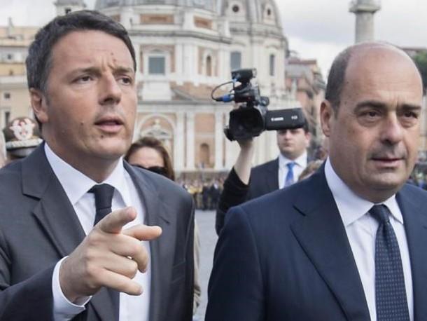 Intesa M5S-Pd per il nuovo governo, Renzi accusa Gentiloni: vuol far saltare l'accordo