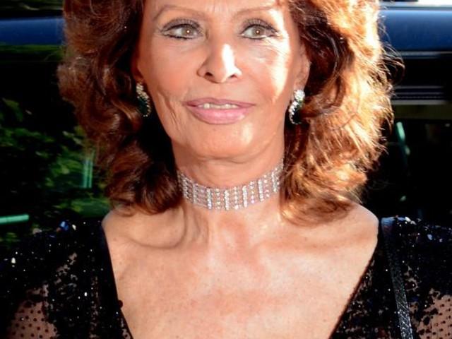 Sophia Loren vuole conoscere Kate Middleton