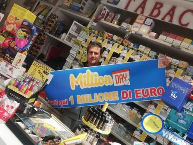 MillionDay super fortunato: realizzate nello stesso giorno 2 vincite da 1 milione di euro