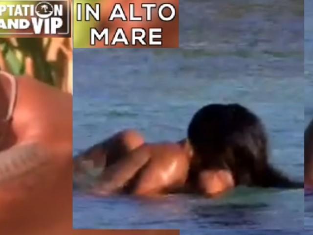 Pago piange a Temptation Island vip: un single prova a baciare la sua Serena