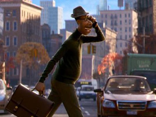 Soul: prima immagine dal nuovo film Pixar