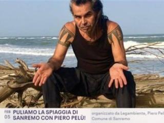 Sanremo: il 5 febbraio tutti a pulire la spiaggia con Piero Pelù e Legambiente