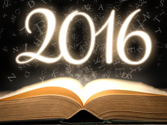 I dieci scrittori più memorabili del 2016