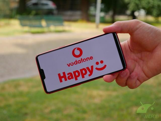 Ecco i regali per il Vodafone Happy Friday di oggi venerdì 16 novembre