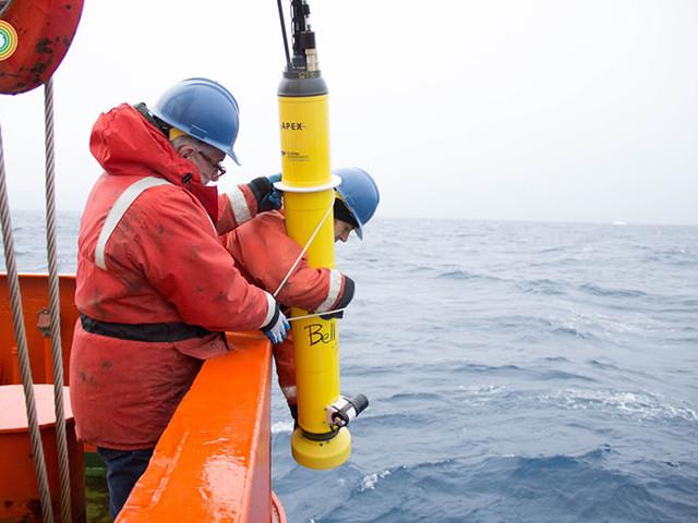 L'Oceano Australe assorbe molta meno CO2 quanto si credeva