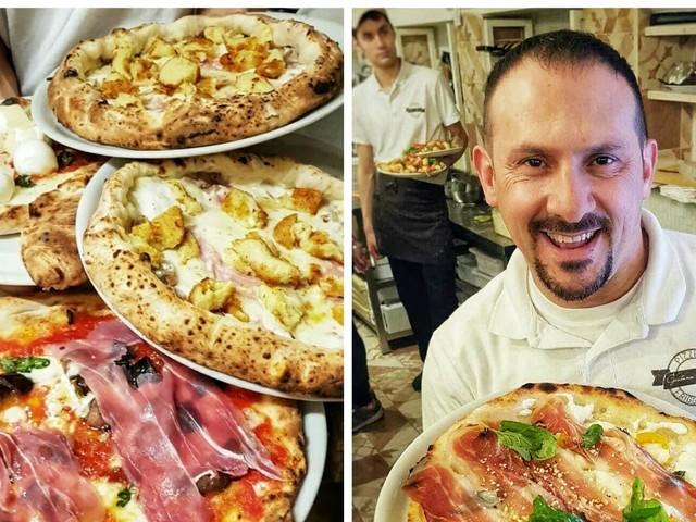 Dove mangiare la pizza a Napoli? Alla pizzeria Gaetano Genovesi!