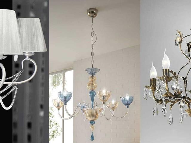 Perché scegliere i lampadari classici per la camera da letto ...