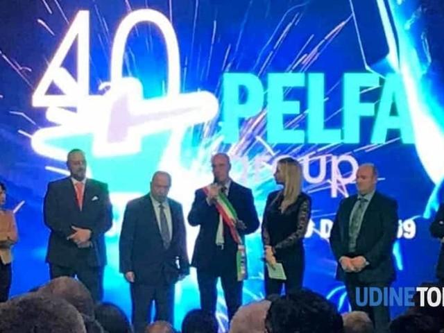 """""""Pelfa Group"""" celebra i suoi 40 anni di attività"""