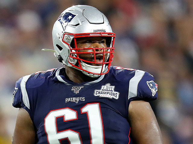 Patriots Week 2 Injury Report: Marcus Cannon Listed As Questionable Vs. Dolphins