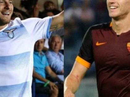 LIVE derby Roma Lazio: info diretta tv & 22 in campo