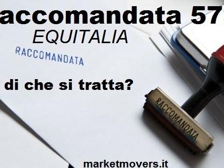 Raccomandata Equitalia 573, ecco di che si tratta