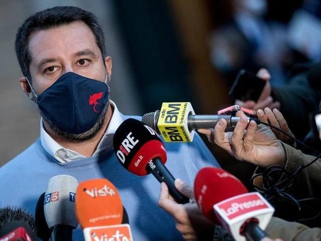 Coronavirus, Salvini valuta di ricorrere al Tar contro il Dpcm