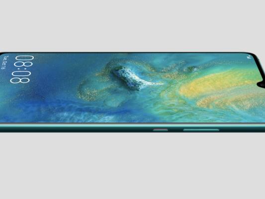 Arriva in Italia lo smartphone 5G di Huawei e funziona con Android