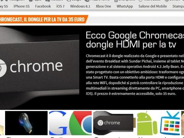 Chromecast e Plex