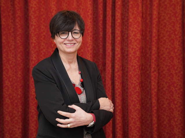 Maria Chiara Carrozza presidente Cnr: prima donna in storia ente