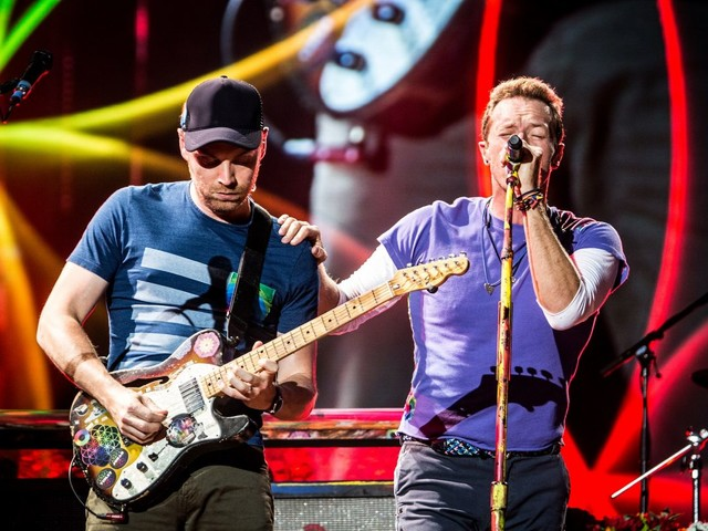 Stop ai concerti dei Coldplay, allo studio un piano per live a zero emissioni