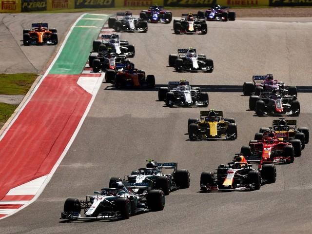 F.1, GP Stati Uniti - Austin ospita il terzultimo round del Mondiale