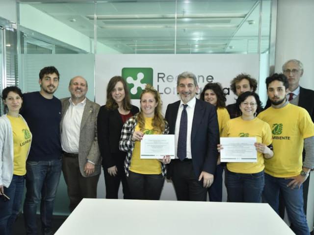 """""""Global Strike for future"""", Regione Lombardia a fianco delegazione di giovani di'Rete Milano per il clima'"""