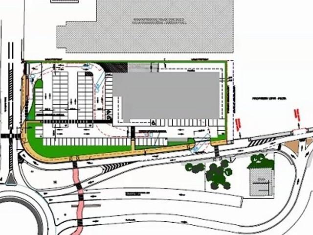 Approvata in via definitiva la delibera per un nuovo supermercato tra via Bertini e via Pandolfa