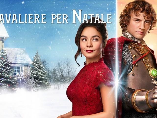 Dal 21 novembre su Netflix il nuovo film 'Un cavaliere per Natale' con Vanessa Hudgens