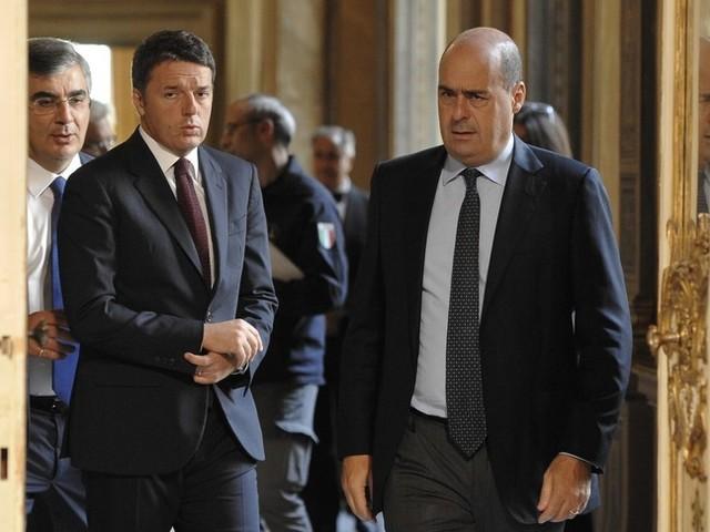 Resta altissima la tensione tra tra Renzi e Zingaretti sulla prescrizione