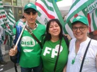 Sanità privata: grande partecipazione allo sciopero