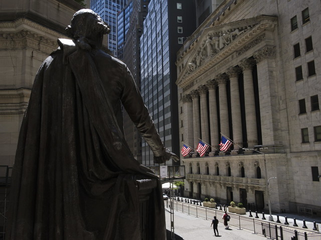 Wall Street in stand-by