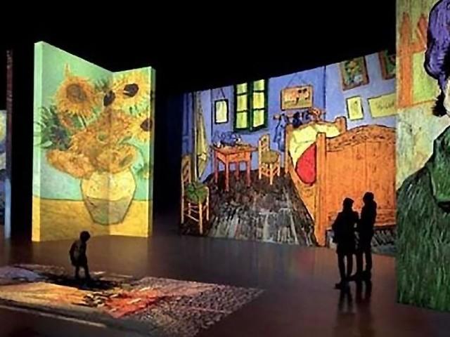 Van Gogh: a Salerno dal 23 novembre arriva la mostra 'immersiva' con proiezioni 3D