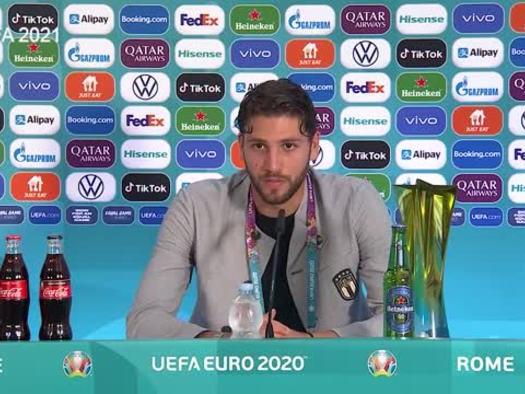 """Europei, Locatelli: """"Ringrazio la squadra, siamo un gruppo fantastico"""""""