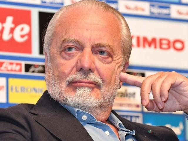 """De Laurentiis: """"Non capisco perchè Insigne a Napoli non sia felice. Fabian? Se mi danno 180 milioni ne parliamo"""""""