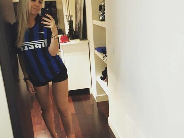 """Inter, parla Wanda: """"Mauro Icardi vale ogni giorno di più"""""""