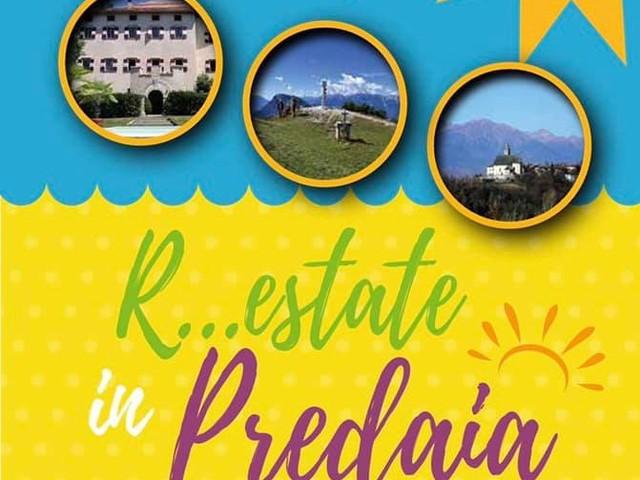 """""""R… estate in Predaia"""": al via un'altra estate ricca di eventi e manifestazioni"""
