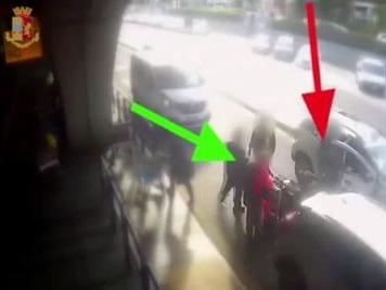 Fiumicino, chiede del tassametro: tassista gli rompe il naso