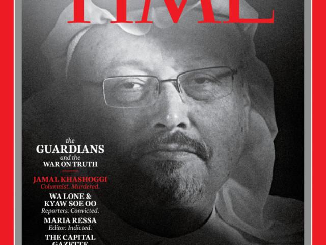 """Time, i guardiani della verità sono le """"Persone dell'anno 2018"""""""