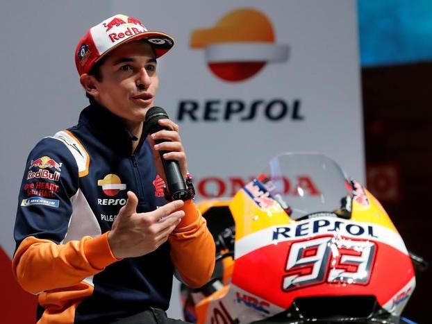 Moto: Marquez campione ma ha ancora fame