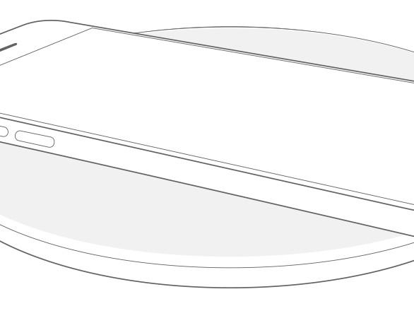 Come ricaricare iPhone X e iPhone 8 in modalita' Wireless
