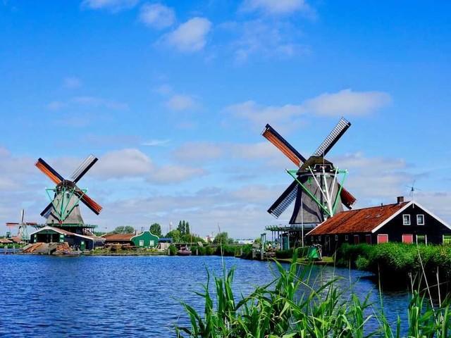 Zaanse Schans: il villaggio dei mulini olandesi. Guida completa