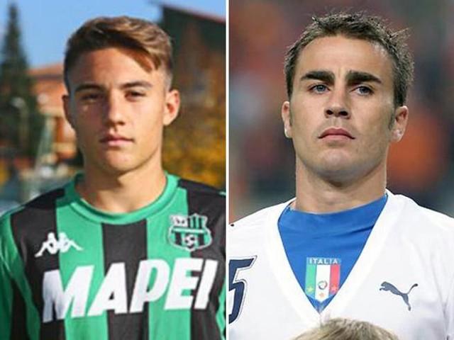 Un altro Cannavaro in Serie A Il Benevento prende Christian, figlio di Fabio (appena 18enne)