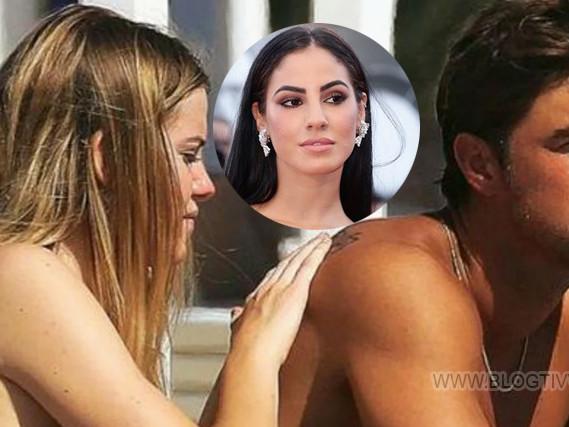 """Sara Croce, flirt Andrea Damante e frecciatina a Giulia De Lellis: """"Business esagerato"""""""