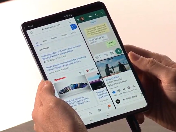 Samsung: il Galaxy Fold non arriverà neppure a luglio